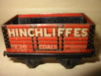 "Pre-War Private Owner Wagon ""Hinchliffes"""